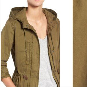 Madewell canon field jacket NWOT